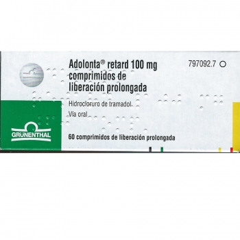 Adolonta retard 100 mg