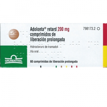 Adolonta retard 200 mg
