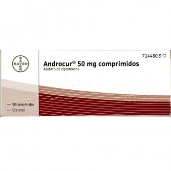 Androcur 50 mg