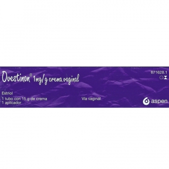 Ovestinon 1 mg / g vaginal cream