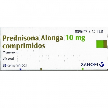 Prednisona Alonga 10 mg