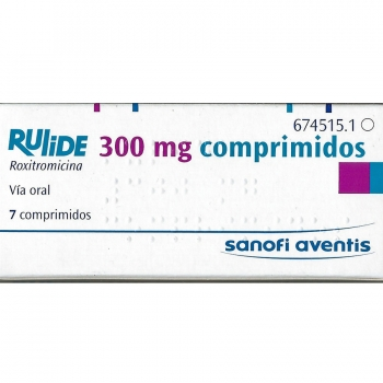 Rulide 300 mg Roxithromycin