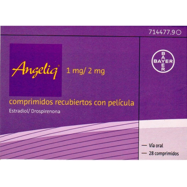 Angeliq 1 mg / 2 mg