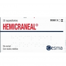 Hemicraneal suppositories