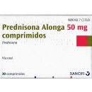 Prednisona Alonga 50 mg
