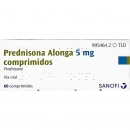 Prednisona Alonga 5 mg